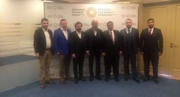 Dubai Ve Abu Dabili Dostların Türkiye'ye Tarım Ziyareti